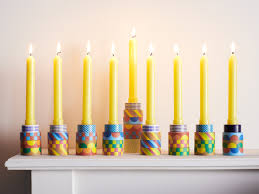 idea stack spools of decorative tape to make your own festive