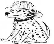 dalmatian dogs easter egg7f8e coloring pages printable