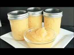 how to make and can homemade applesauce youtube