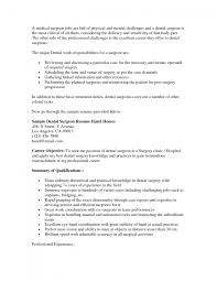 cover letter surgeon resume surgeon resume orthopedic surgeon