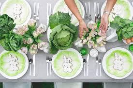 Easter Table Setting A Sweet U0026 Simple Easter Table Setting U2014 Chyka Com