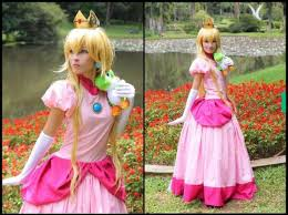 Mario Princess Peach Halloween Costume 23 Super Mario Costumes