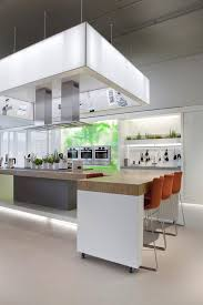Office Kitchen Designs B S H Office Space Defined By Four Story Atrium And Central Green