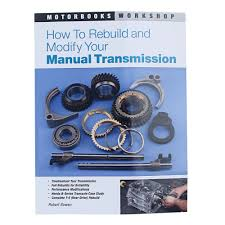 motorbooks 138665 mustang paperback book rebuild modify manual trans