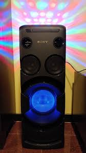 sony wireless home theater sony mhc v50d home audio system review the big boom pow
