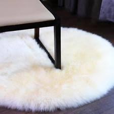 tappeti di pelliccia pelli animali per la casa ebay