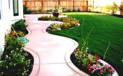 awesome front yard flower garden ideas with colourful home