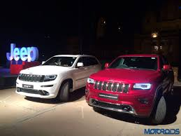 jeep wrangler india jeep wrangler and grand cherokee launched in india images