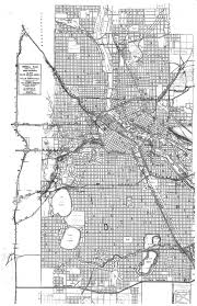 Map Of Minneapolis Minneapolis Freeway Fantasy Getting Around Minneapolis