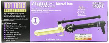 amazon com tools ht1108 professional marcel iron 1 inch beauty