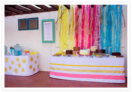 tablecloths decoration ideas diy painted tablecloth tutorial from diy projects 100