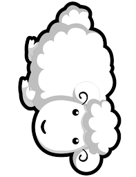 coloring appealing sheep coloring pages preschool