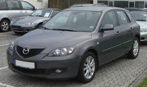 mazda 2007 2007 mazda 3 bk facelift sedan pics specs and news allcarmodels net