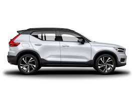 new volvo volvo rolls out the new xc40 in 2018 in wheel time