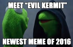Favorite Meme - evil kermit meme best memes funny jokes images