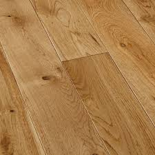 B And Q Laminate Flooring Colours Symphonia Natural Solid Oak Flooring 1 3 M Pack