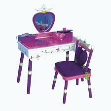 Furniture Vanity Table Princess Toddler Furniture Vanity Table U0026 Chair Set