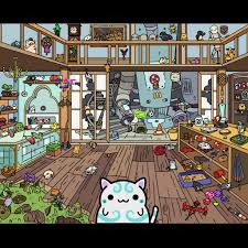 look what the cat dragged in kleptocats kleptocats game app