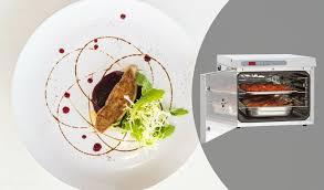 cuisine basse choisir four basse température professionnel avec finarome