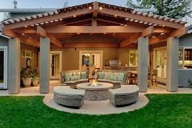 Best Backyard Fire Pit Designs Best Outdoor Fire Pit Seating Ideas Home Decoratings And Diy