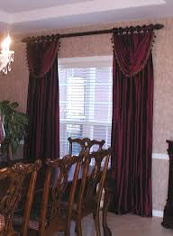 Living Room Curtains And Drapes Aesthetic Living Room Curtains Drapes Using Red Drapery Fabric