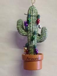 saguaro cactus ornament