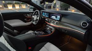 devel sixteen interior 2018 mercedes benz e class coupe is stylish and classy drivers