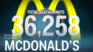 Mcdonalds In America Map by Where Are All The World U0027s Mcdonald U0027s Youtube