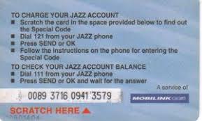 phonecard rs 1999 jazz mobile pakistan pakistan mobilink jazz