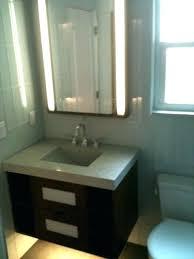 Bathroom Vanity Side Lights Medicine Cabinet With Sidelights Bathroom Vanity Mirror Side