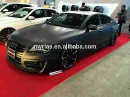 audi a7 kit wholesale arrival bodykit for audi a7 w style fiber glass