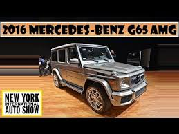 mercedes g65 amg price in india 2016 mercedes g65 amg live at 2015 york auto