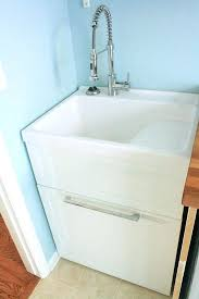Laundry Room Sinks With Cabinet Large Utility Sink Stainless Steel Utility Sink