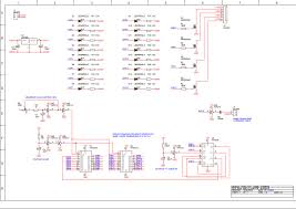 Led Blinking Circuit Diagram Random Flashing Christmas Lights With Geiger Counter Effect Output
