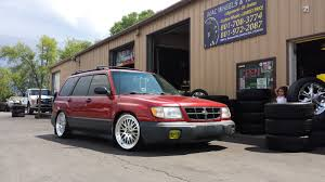 1998 subaru forester slammed vwvortex com the lowered cuv thread