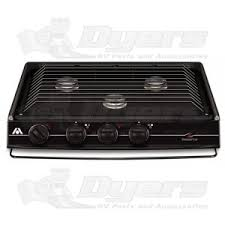 Slide In Gas Cooktop Atwood Wedgewood Black 3 Burner Slide In Cooktop Slide In