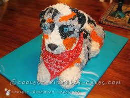 australian shepherd embroidery designs awesome australian shepherd puppy cake