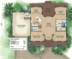 beach house layout plan 66333we florida beach house with cupola beach house and