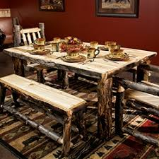 rustic log dining room tables rustic solid wood dining table barnwood log dining tables