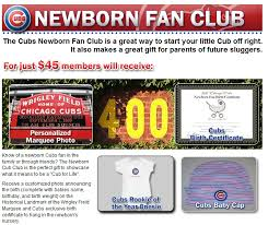 The Chicago Cubs See Value In Newborns Partnership Activation
