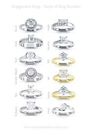 different types of wedding rings types of wedding rings wedding ideas