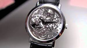 piaget automatic piaget altiplano automatic skeleton
