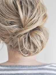 hair chiffon low chignon hair tutorial youtube