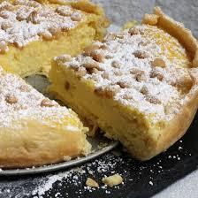 cuisiner la ricotta torta della nonna à la ricotta et au citron recette italien