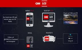 cnn app for android cnn launches reality news platform haptical