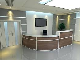 Small Office Reception Desk by Office Design Office Reception Decoration Photos Office