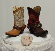 western cake topper 58 western boot cake 18 best cowboy hats boot cakes images on