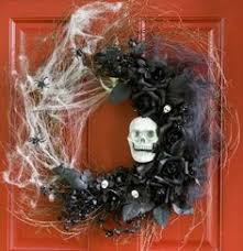 raven wreath halloween crafts pinterest ravens wreath raven