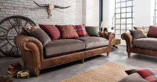 Leather And Upholstered Sofa Sofa Sleeper Sofa Furniture Couches And Sofas Small