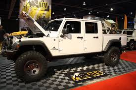 jeep concept truck its official the jeep wrangler pickup is on its way american grit